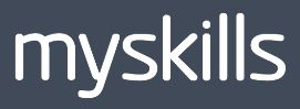 Logo myskills from website